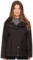 ATM Anthony Thomas Melillo Cropped Techno Parka Women's Coat