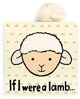 Jellycat If I Were a Lamb Book - Ages 0+