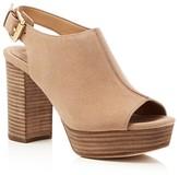 MICHAEL Michael Kors Piper High Heel Platform Sandals