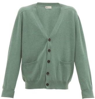 Connolly - Art V-neck Cashmere Cardigan - Mens - Green