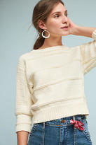 Sessun Arukena Cropped Sweater