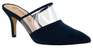 Bella Vita Blakely Ii Heeled Mules Women's Shoes