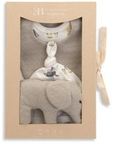 Elegant Baby Baby's Four-Piece Elephant Gift Set