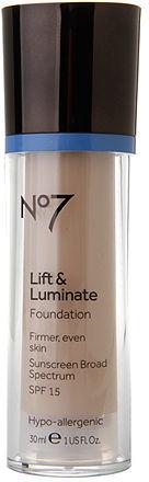 Boots Lift & Luminate Foundation, SPF 15, Calico 1.01 oz (30 ml)