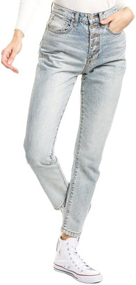 WeWoreWhat The Danielle Light Vintage Ankle Jean