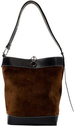 J.W.Anderson Khaki Suede Handbags