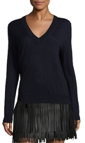 Zadig & Voltaire Ready M Spi Wool Sweater