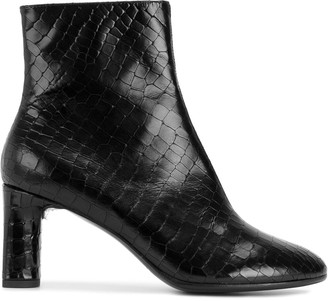 Clergerie Zipped Ankle Boots