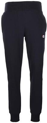 Champion Reverse Weave(r) Jogger (Navy) Women's Casual Pants