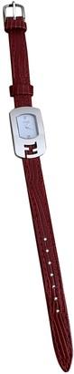 Fendi Red Steel Watches