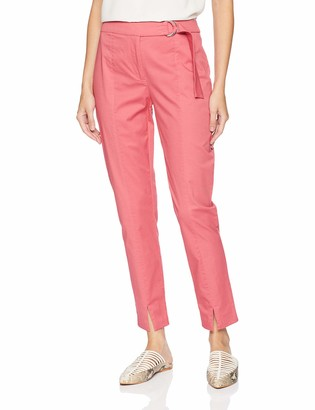 Chaus Women's Front Seam Twill Pant
