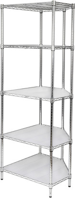 Honey-Can-Do 5-Tier Corner Shelf