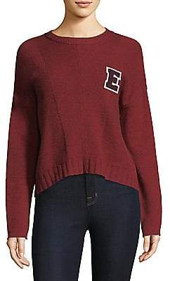 Rails Women's Joanna Letter E Sweater