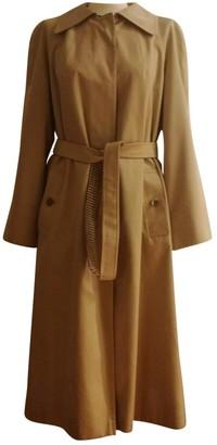 Aquascutum London Beige Cotton Trench Coat for Women
