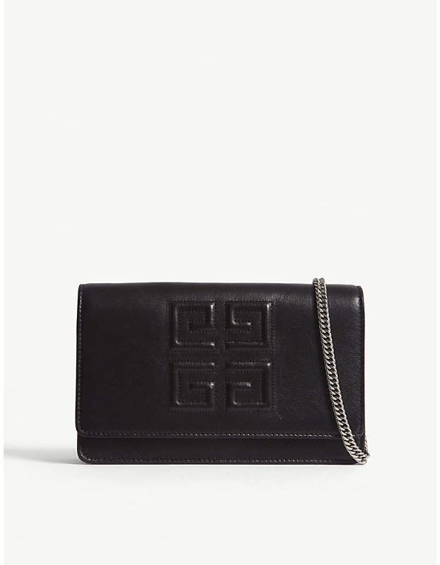 Givenchy 4G leather wallet
