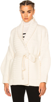 Burberry Cotton Cashmere Cardigan