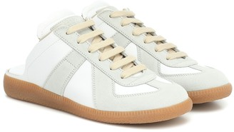 Maison Margiela Replica leather sneakers