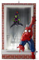 Hallmark Marvel Spider-Man Slinging & Swinging 2016 Keepsake Christmas Ornament