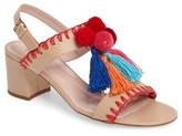 Kate Spade Women's Mcdougal Pom Tassel Sandal