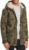 Superdry Heavy Weather Camouflage Hooded Parka