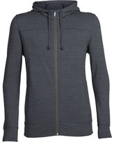 Icebreaker Men's Shifter Long Sleeve Zip Hoodie