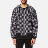 Versace Men's Active Wear Hoody Black/White
