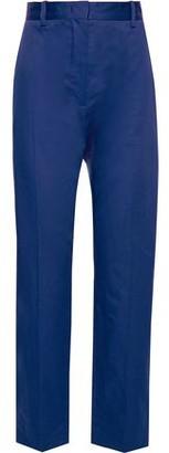 Joseph Electra Cotton-twill Tapered Pants