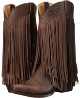 Tall Fringe Boots - ShopStyle