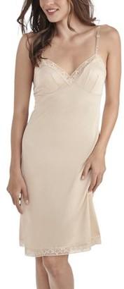 Vanity Fair Women's Lace Trim Full Slip, Style 10103