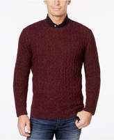 Barbour Men's Essential Cable-Knit Sweater