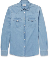 Acne Studios - Ewing Denim Western Shirt