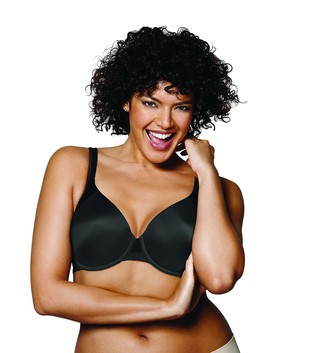 Wonderbra Women's Modern Curvy Smoothing Plus Size T-Shirt Underwire Bra