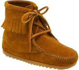Minnetonka Lace-Up Boot (Walker, Toddler & Little Kid)