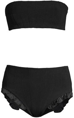 Hunza G Osiris 2-Piece Bikini Set