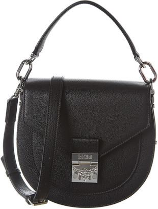 MCM Patricia Mini Leather Tote