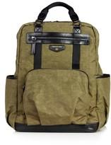 Infant Twelvelittle 'Courage' Unisex Backpack Diaper Bag - Black