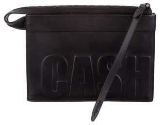 3.1 Phillip Lim Cash Only Small East West Depeche Clutch