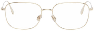 Christian Dior Gold DiorStellaire13 Glasses