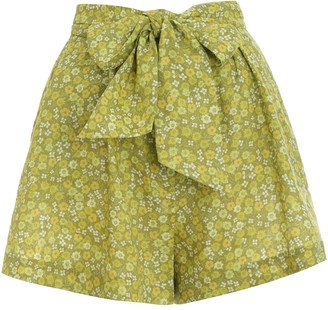 Zimmermann Peggy Ditsy Floral Shorts