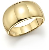 Bloomingdale's Rounded Band Ring in 14K Yellow Gold