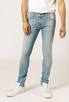 """Nudie Jeans 32""""\ Skinny\ Lin\ Jean"""