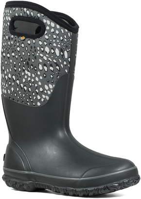 Bogs Classic Tall Appaloosa Insulated Waterproof Rain Boot