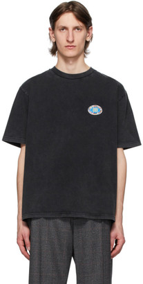 Balenciaga Black EU BB T-Shirt