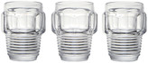 Diesel Machine Collection - Glasses - Set of 3 - Small