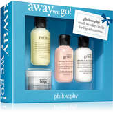 philosophy 4-Pc. Away We Go! Gift Set