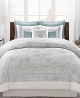 Echo Larissa 4-Pc. Cotton Queen Comforter Set Bedding