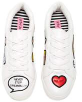 Betsey Johnson Goldiey Sneaker
