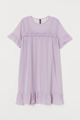 H&M Mesh dress