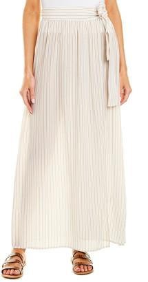 Paolita Silk Maxi Skirt