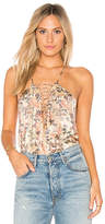 Haute Hippie Cross My Heart Tank